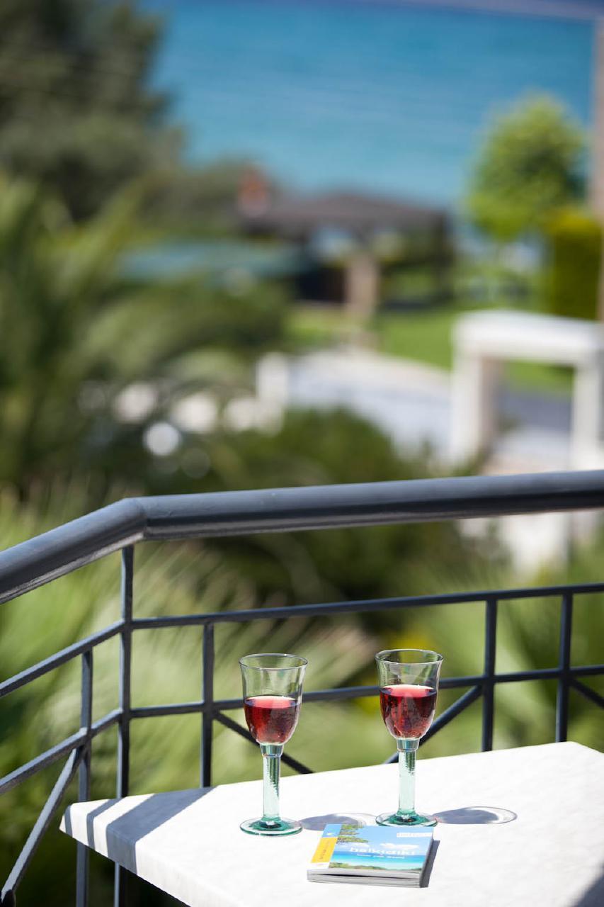 Appartement de vacances 'Sun Residence' Luxusdomizil mit exlusiven Appartements in Polichrono/Chalkidiki Ruhe + Er (2069050), Polichrono, Chalcidique, Macédoine, Grèce, image 54