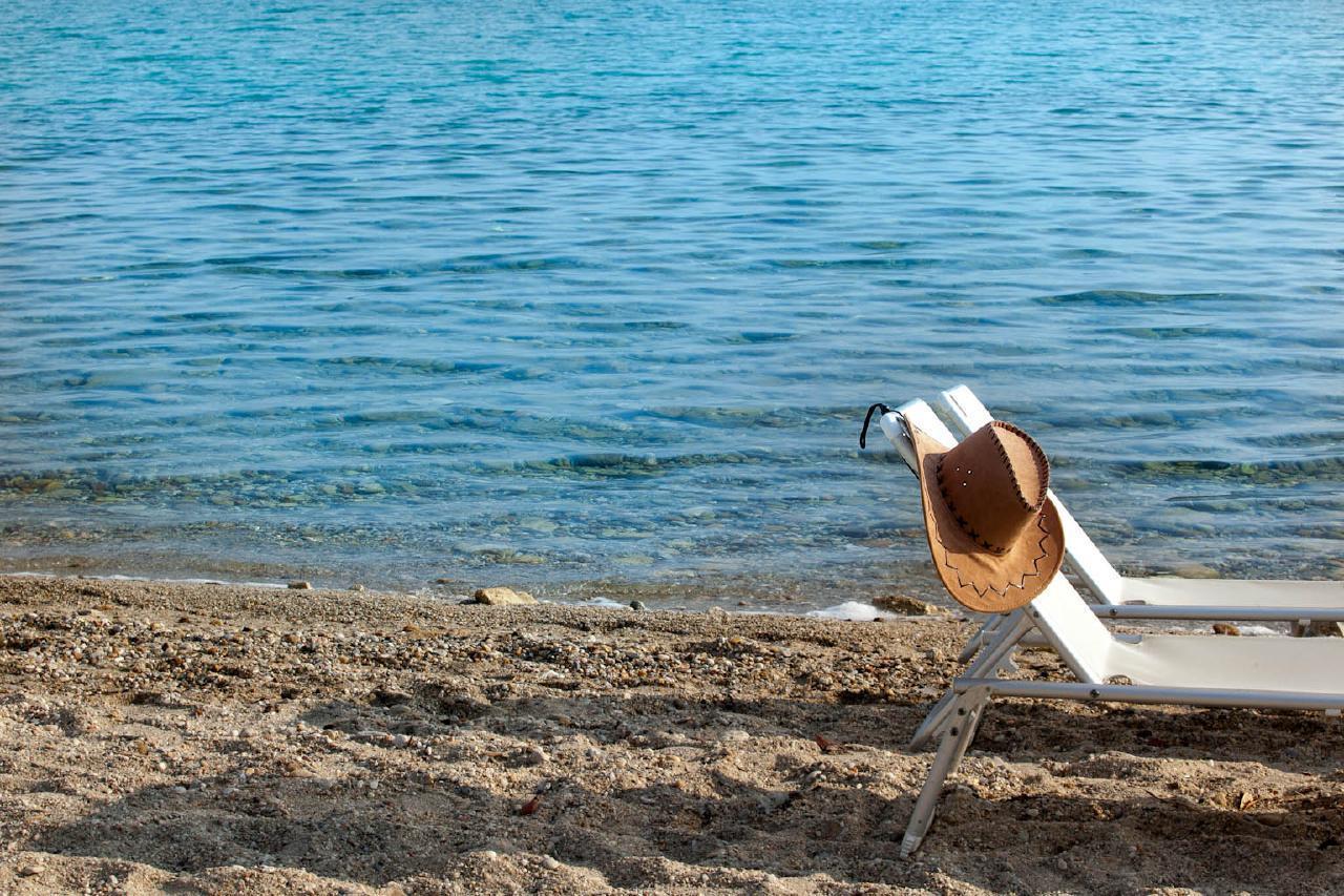 Appartement de vacances 'Sun Residence' Luxusdomizil mit exlusiven Appartements in Polichrono/Chalkidiki Ruhe + Er (2069050), Polichrono, Chalcidique, Macédoine, Grèce, image 13