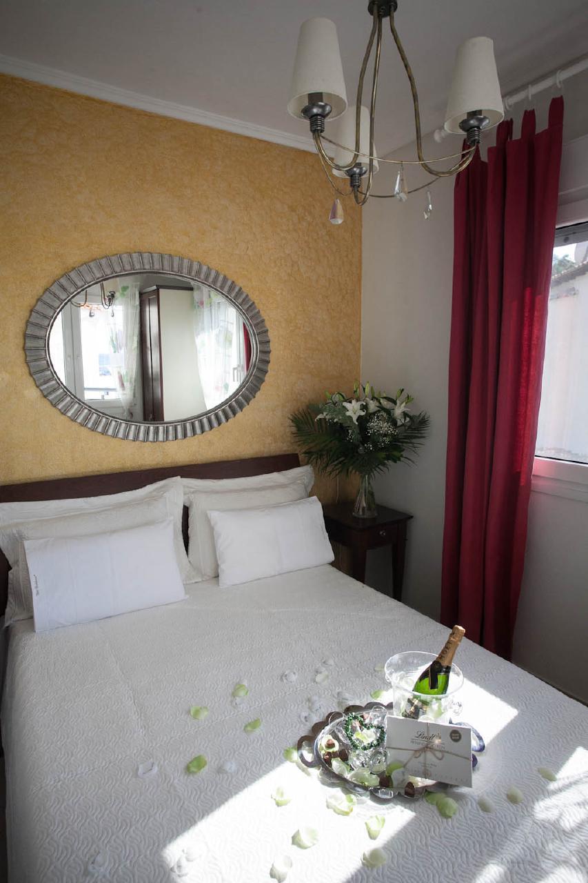 Appartement de vacances 'Sun Residence' Luxusdomizil mit exlusiven Appartements in Polichrono/Chalkidiki Ruhe + Er (2069050), Polichrono, Chalcidique, Macédoine, Grèce, image 20