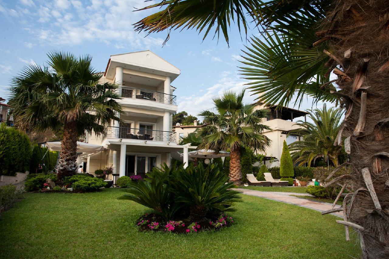 Appartement de vacances 'Sun Residence' Luxusdomizil mit exlusiven Appartements in Polichrono/Chalkidiki Ruhe + Er (2069050), Polichrono, Chalcidique, Macédoine, Grèce, image 30