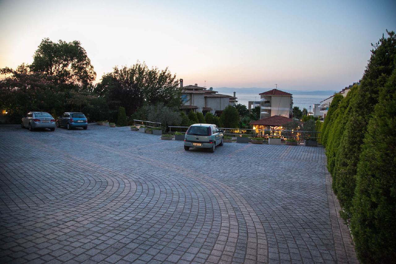 Appartement de vacances 'Sun Residence' Luxusdomizil mit exlusiven Appartements in Polichrono/Chalkidiki Ruhe + Er (2069050), Polichrono, Chalcidique, Macédoine, Grèce, image 19