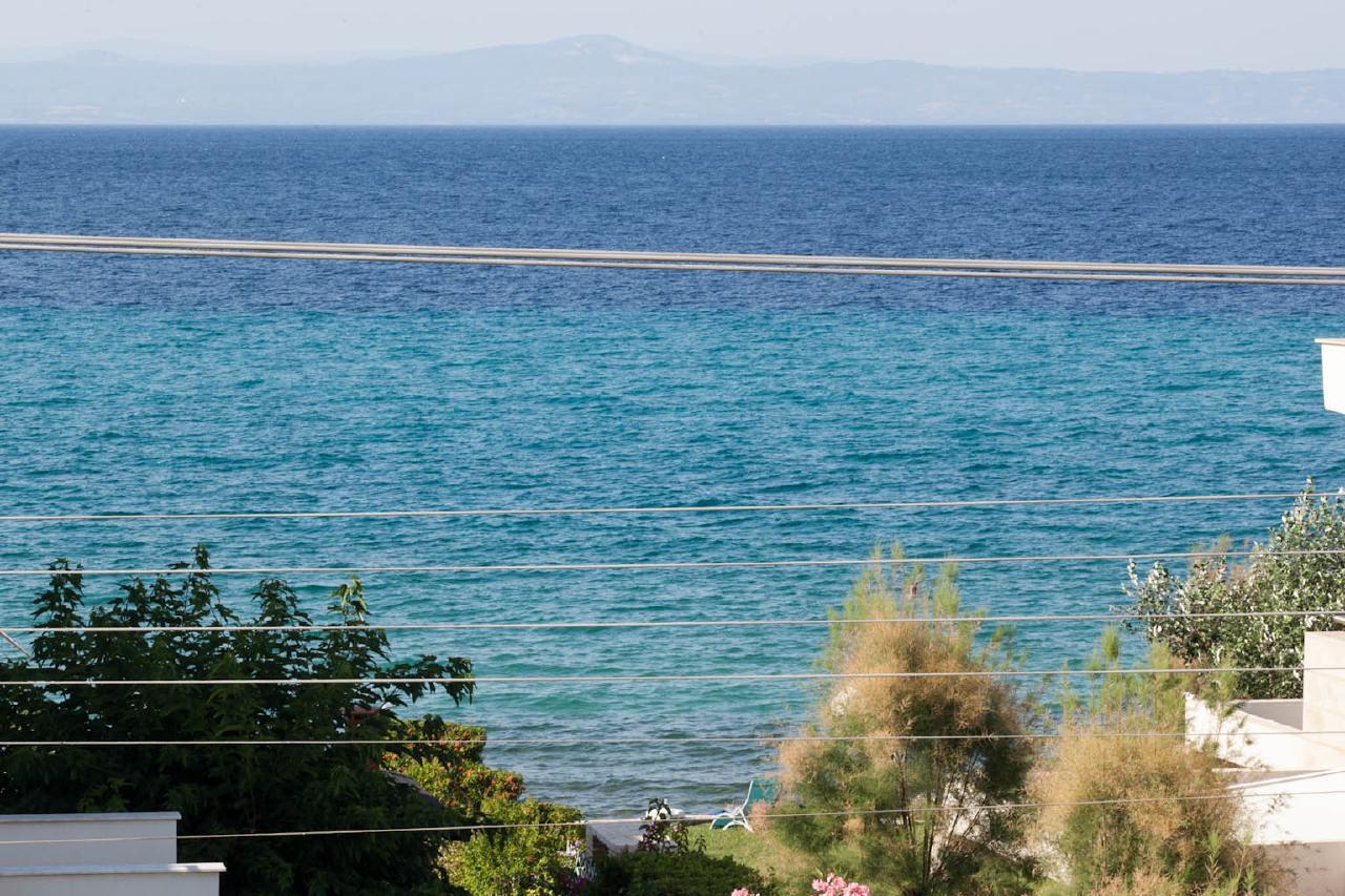 Appartement de vacances 'Sun Residence' Luxusdomizil mit exlusiven Appartements in Polichrono/Chalkidiki Ruhe + Er (2069050), Polichrono, Chalcidique, Macédoine, Grèce, image 26