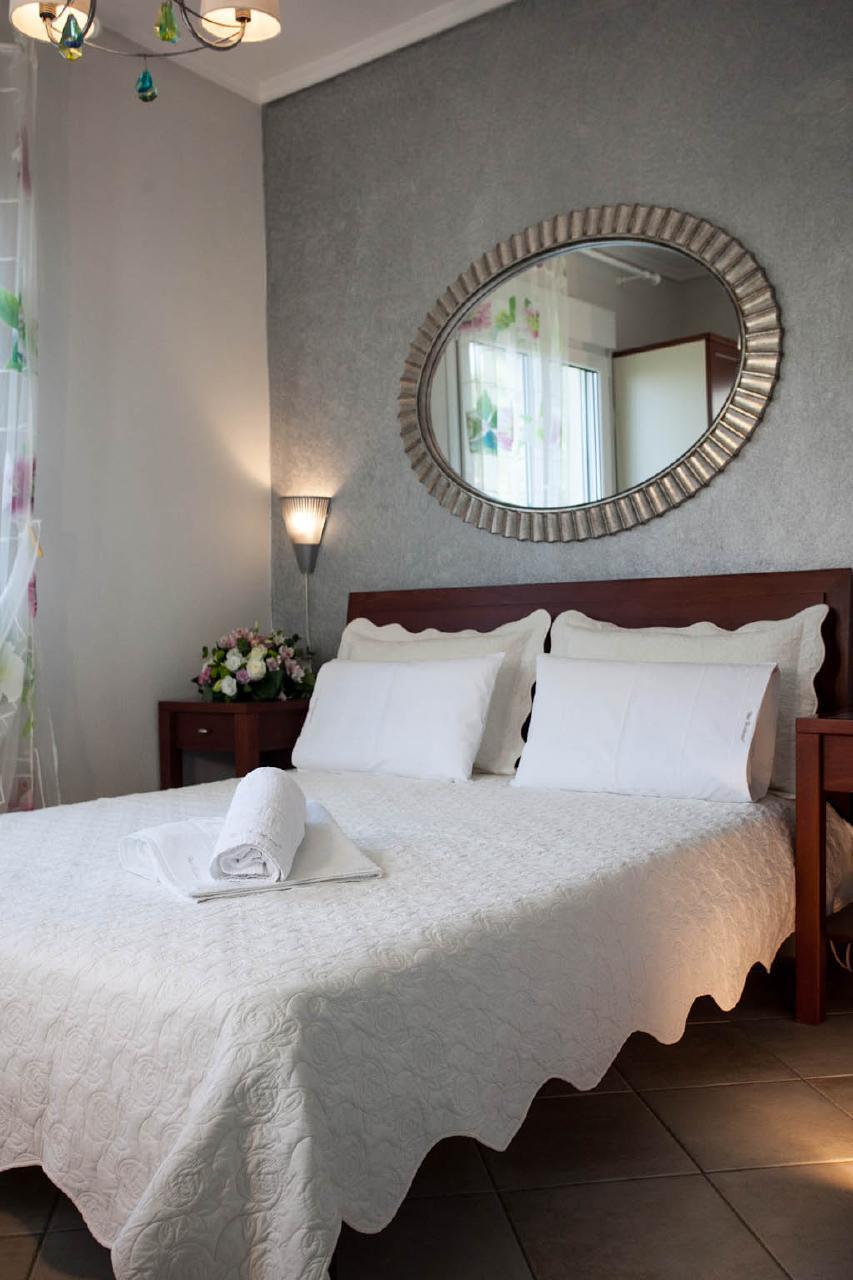 Appartement de vacances 'Sun Residence' Luxusdomizil mit exlusiven Appartements in Polichrono/Chalkidiki Ruhe + Er (2069050), Polichrono, Chalcidique, Macédoine, Grèce, image 10