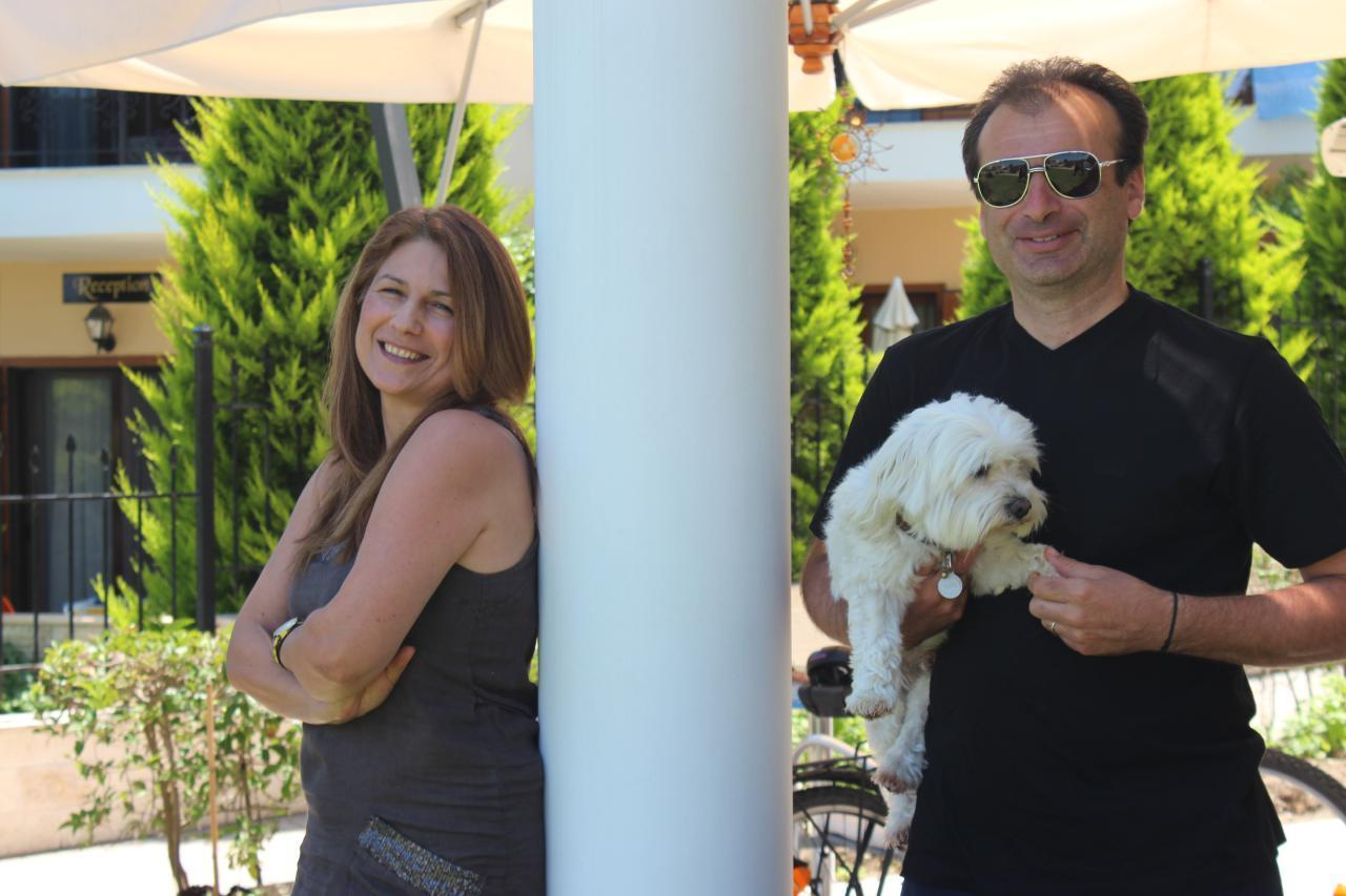 Appartement de vacances 'Sun Residence' Luxusdomizil mit exlusiven Appartements in Polichrono/Chalkidiki Ruhe + Er (2069050), Polichrono, Chalcidique, Macédoine, Grèce, image 49