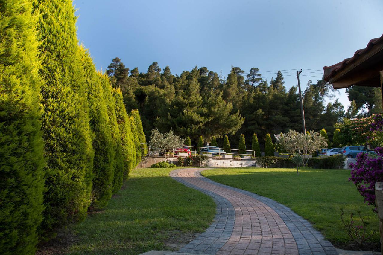 Appartement de vacances 'Sun Residence' Luxusdomizil mit exlusiven Appartements in Polichrono/Chalkidiki Ruhe + Er (2069050), Polichrono, Chalcidique, Macédoine, Grèce, image 16