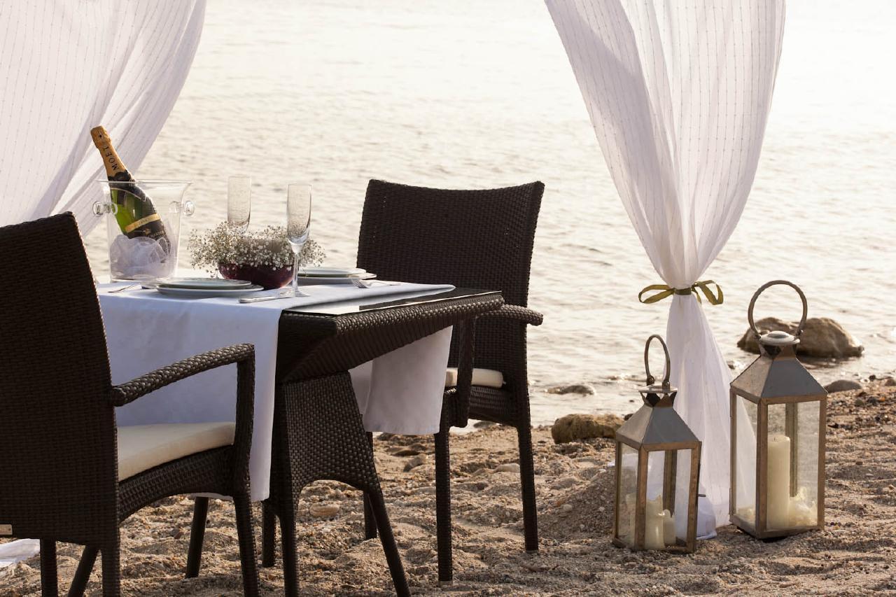 Appartement de vacances 'Sun Residence' Luxusdomizil mit exlusiven Appartements in Polichrono/Chalkidiki Ruhe + Er (2069050), Polichrono, Chalcidique, Macédoine, Grèce, image 12