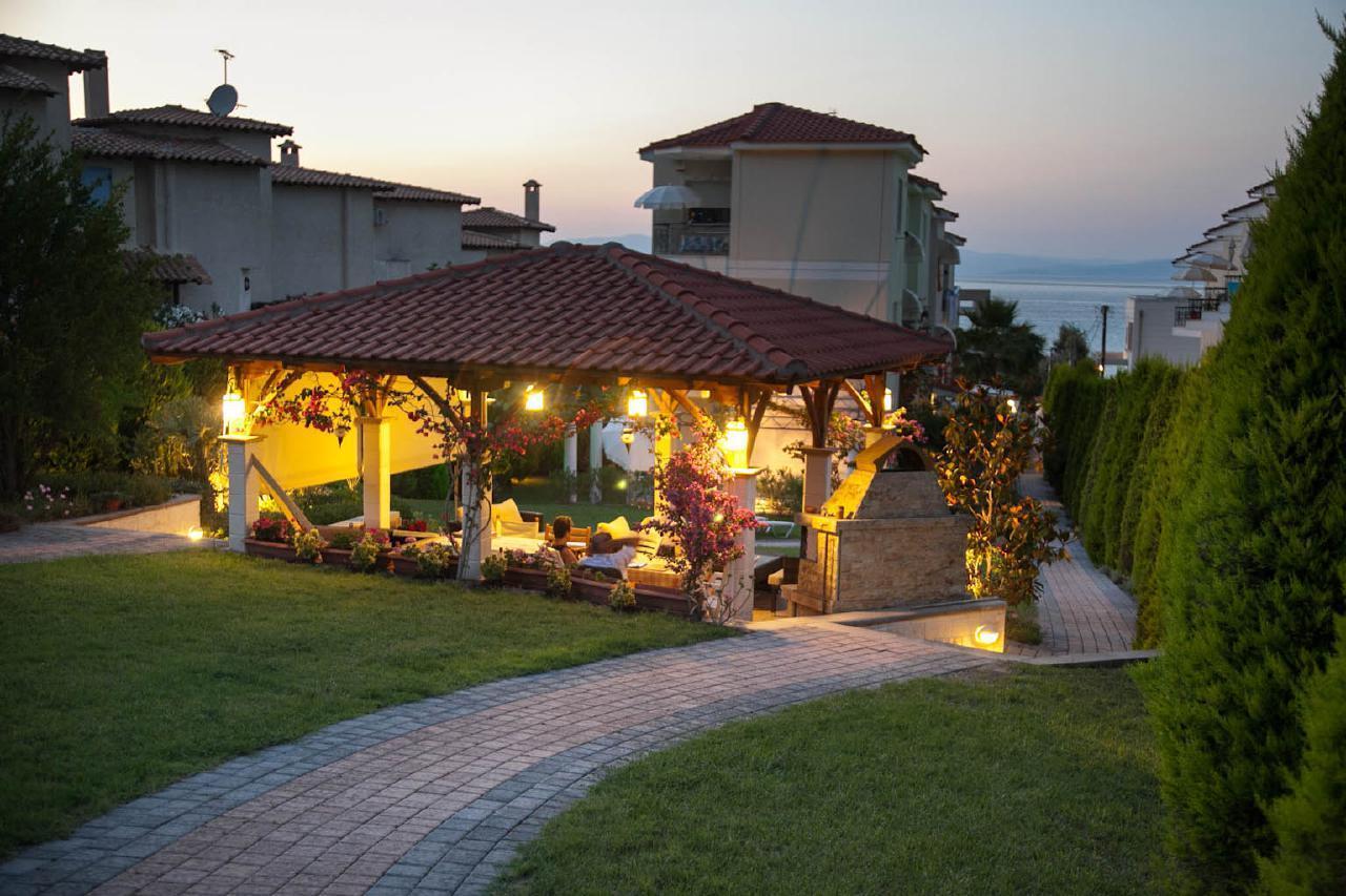 Appartement de vacances 'Sun Residence' Luxusdomizil mit exlusiven Appartements in Polichrono/Chalkidiki Ruhe + Er (2069050), Polichrono, Chalcidique, Macédoine, Grèce, image 45