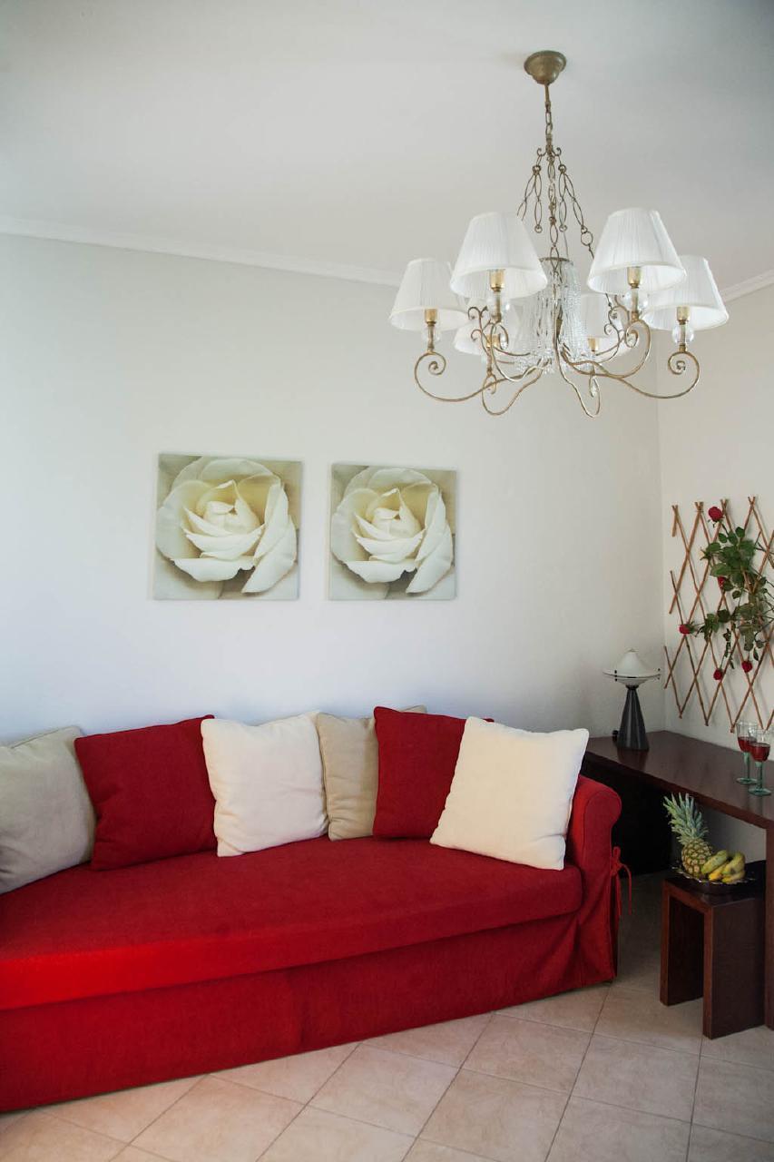 Appartement de vacances 'Sun Residence' Luxusdomizil mit exlusiven Appartements in Polichrono/Chalkidiki Ruhe + Er (2069050), Polichrono, Chalcidique, Macédoine, Grèce, image 24