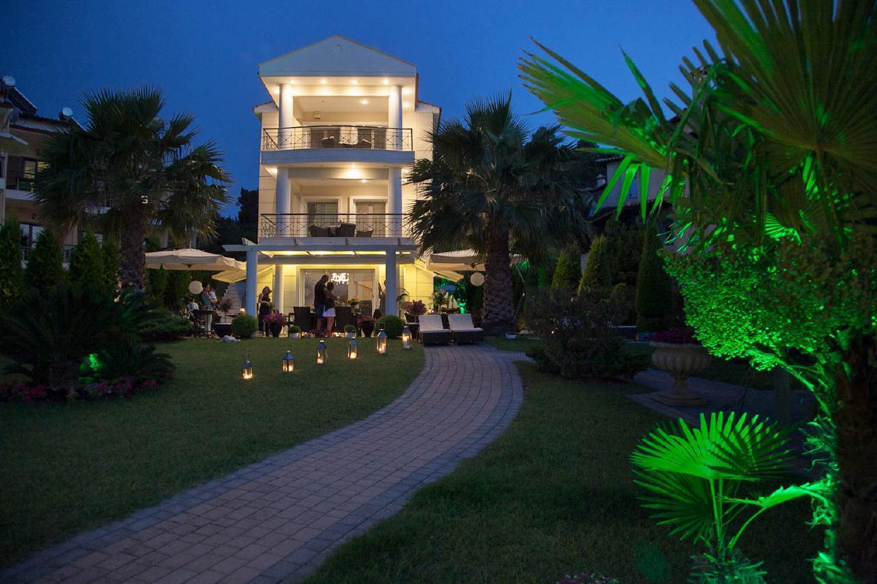 Appartement de vacances 'Sun Residence' Luxusdomizil mit exlusiven Appartements in Polichrono/Chalkidiki Ruhe + Er (2069050), Polichrono, Chalcidique, Macédoine, Grèce, image 17