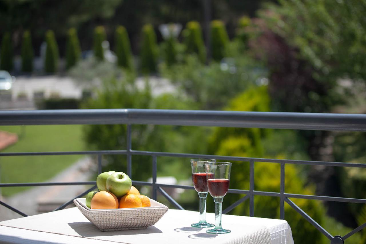 Appartement de vacances 'Sun Residence' Luxusdomizil mit exlusiven Appartements in Polichrono/Chalkidiki Ruhe + Er (2069050), Polichrono, Chalcidique, Macédoine, Grèce, image 8