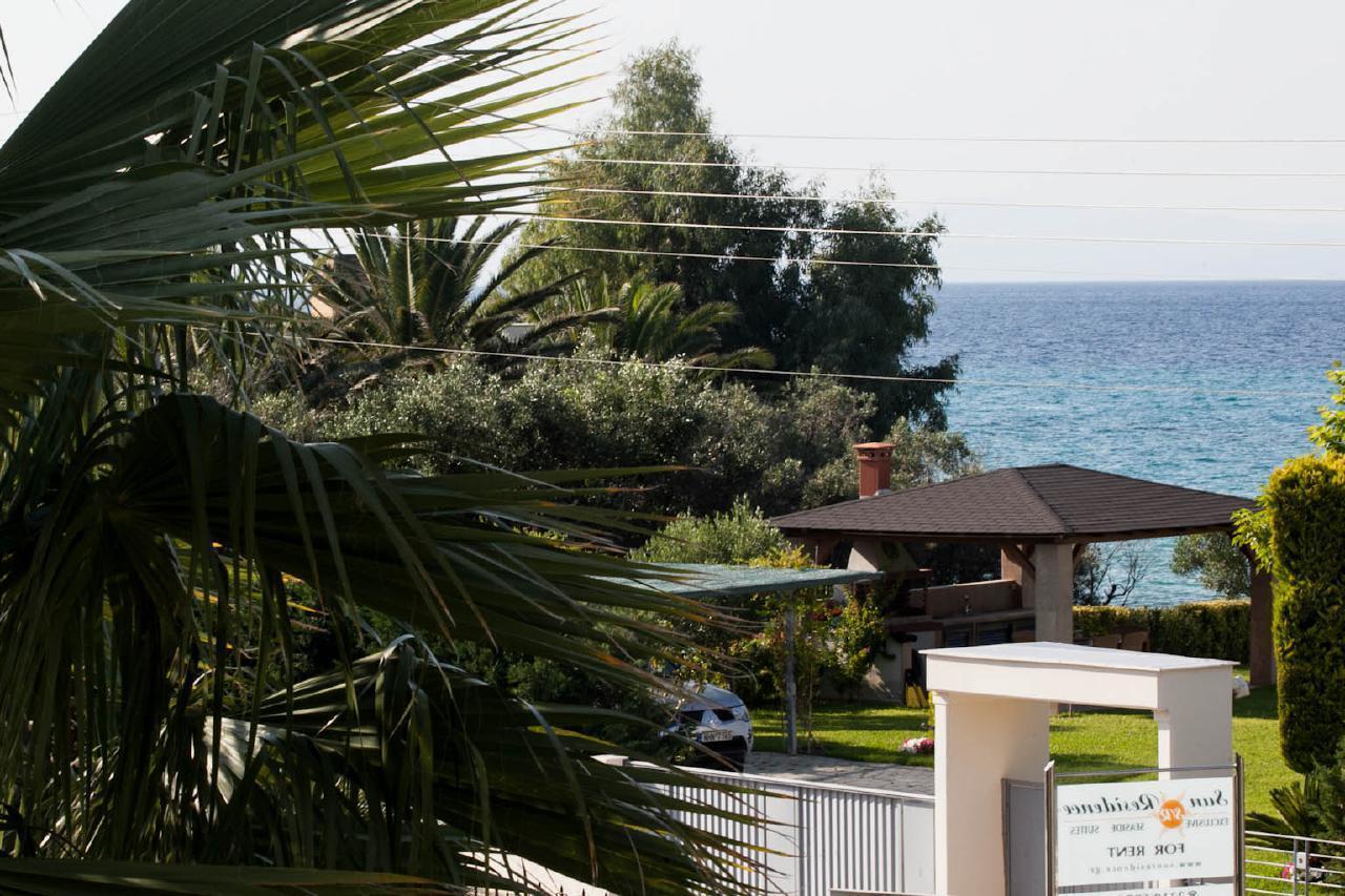Appartement de vacances 'Sun Residence' Luxusdomizil mit exlusiven Appartements in Polichrono/Chalkidiki Ruhe + Er (2069050), Polichrono, Chalcidique, Macédoine, Grèce, image 34