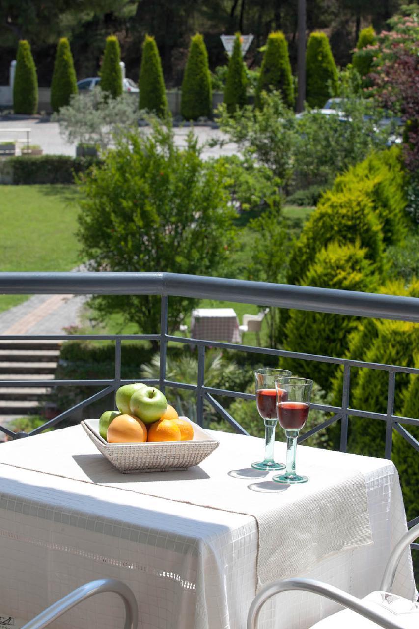 Ferienwohnung 'Sun Residence' Luxusdomizil mit exlusiven Appartements in Polichrono/Chalkidiki Ruhe  Erh (2069050), Polichrono, Chalkidiki, Makedonien, Griechenland, Bild 53