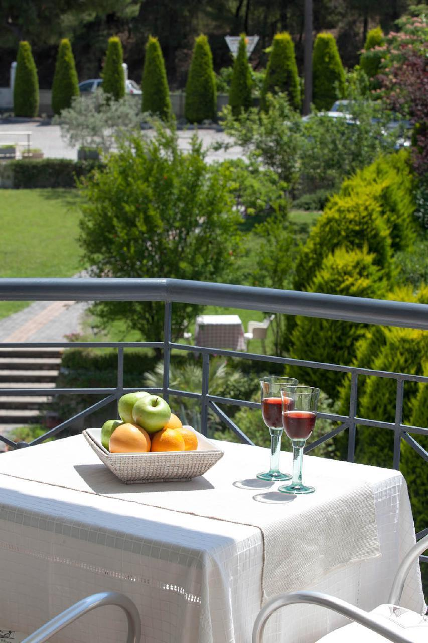 Appartement de vacances 'Sun Residence' Luxusdomizil mit exlusiven Appartements in Polichrono/Chalkidiki Ruhe + Er (2069050), Polichrono, Chalcidique, Macédoine, Grèce, image 53