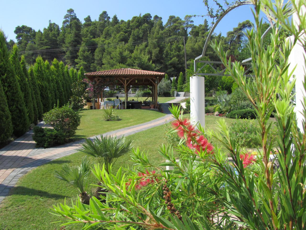 Ferienwohnung 'Sun Residence' Luxusdomizil mit exlusiven Appartements in Polichrono/Chalkidiki Ruhe  Erh (2069050), Polichrono, Chalkidiki, Makedonien, Griechenland, Bild 29