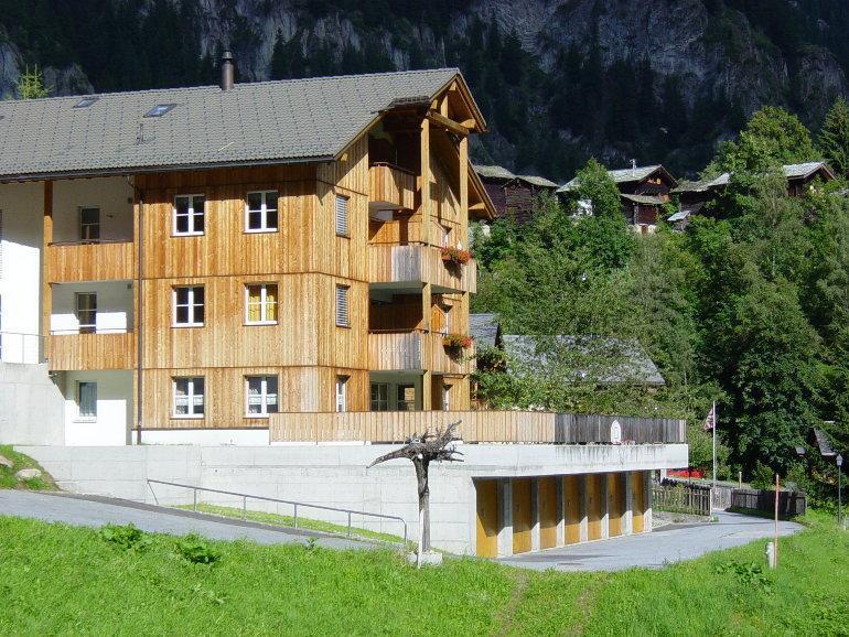 Ferienwohnung Haus zum Chrachu / Wohnung 1. Stock West (2078607), Blatten b. Naters, Brig - Simplon, Wallis, Schweiz, Bild 9