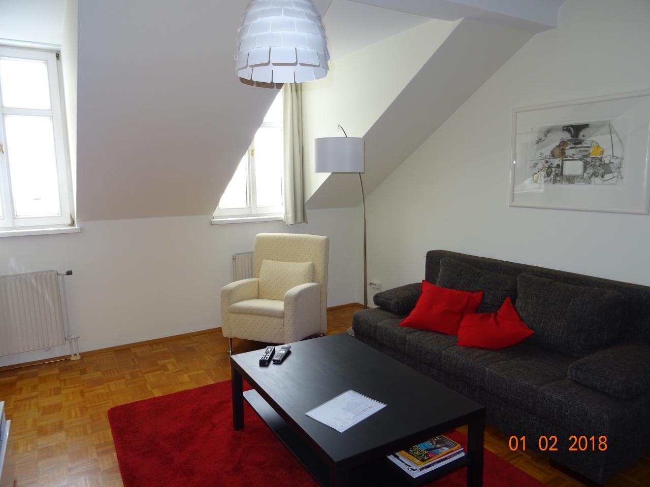 Holiday apartment Super 3 Zimmer Wohnung mit Terrasse im Herzen Wiens (2083107), Vienna, 9. District (Alsergrund), Vienna, Austria, picture 5