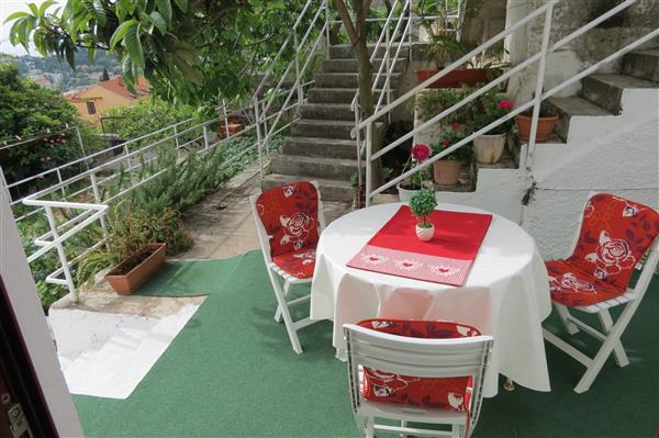 Holiday apartment Apartments Franka - One Bedroom Apartment with Terrace and Garden View (A2+1) (2131173), Dubrovnik, , Dalmatia, Croatia, picture 3