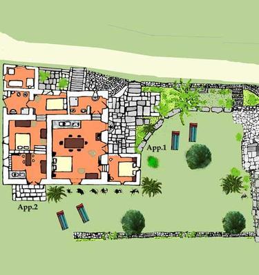 Holiday apartment Casa Melina Apartment 2 (215145), Castiglion Fiorentino, Arezzo, Tuscany, Italy, picture 10