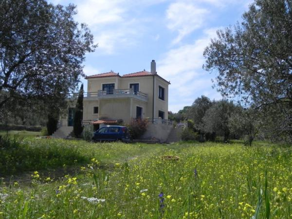Holiday house Olive Garden - Oase der Ruhe (2167110), Vafeios, Lesbos, Aegean Islands, Greece, picture 1