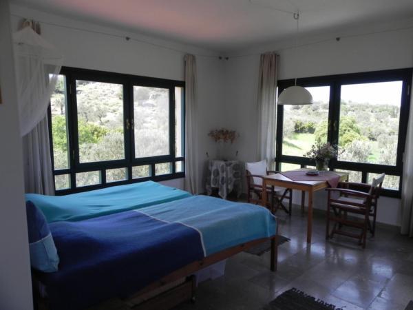 Ferienhaus Olive Garden - Oase der Ruhe (2167110), Vafeios, Lesbos, Ägäische Inseln, Griechenland, Bild 3