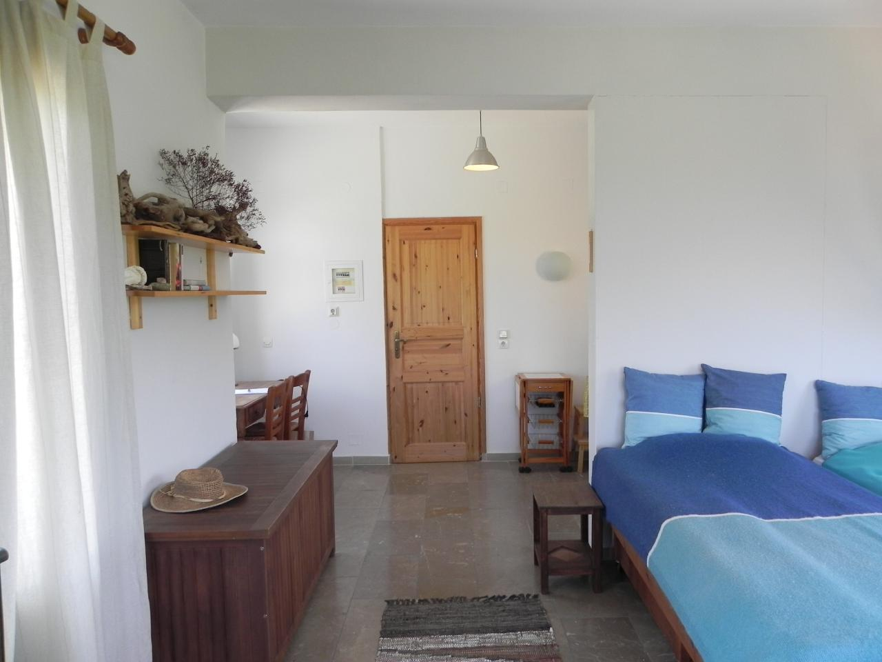 Holiday house Olive Garden - Oase der Ruhe (2167110), Vafeios, Lesbos, Aegean Islands, Greece, picture 4