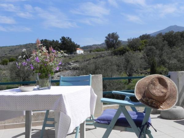 Holiday house Olive Garden - Oase der Ruhe (2167110), Vafeios, Lesbos, Aegean Islands, Greece, picture 10