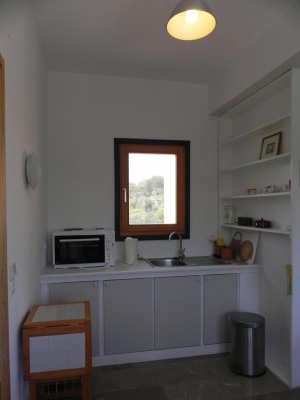 Holiday house Olive Garden - Oase der Ruhe (2167110), Vafeios, Lesbos, Aegean Islands, Greece, picture 5