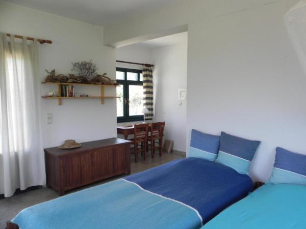Ferienhaus Olive Garden - Oase der Ruhe (2167110), Vafeios, Lesbos, Ägäische Inseln, Griechenland, Bild 2