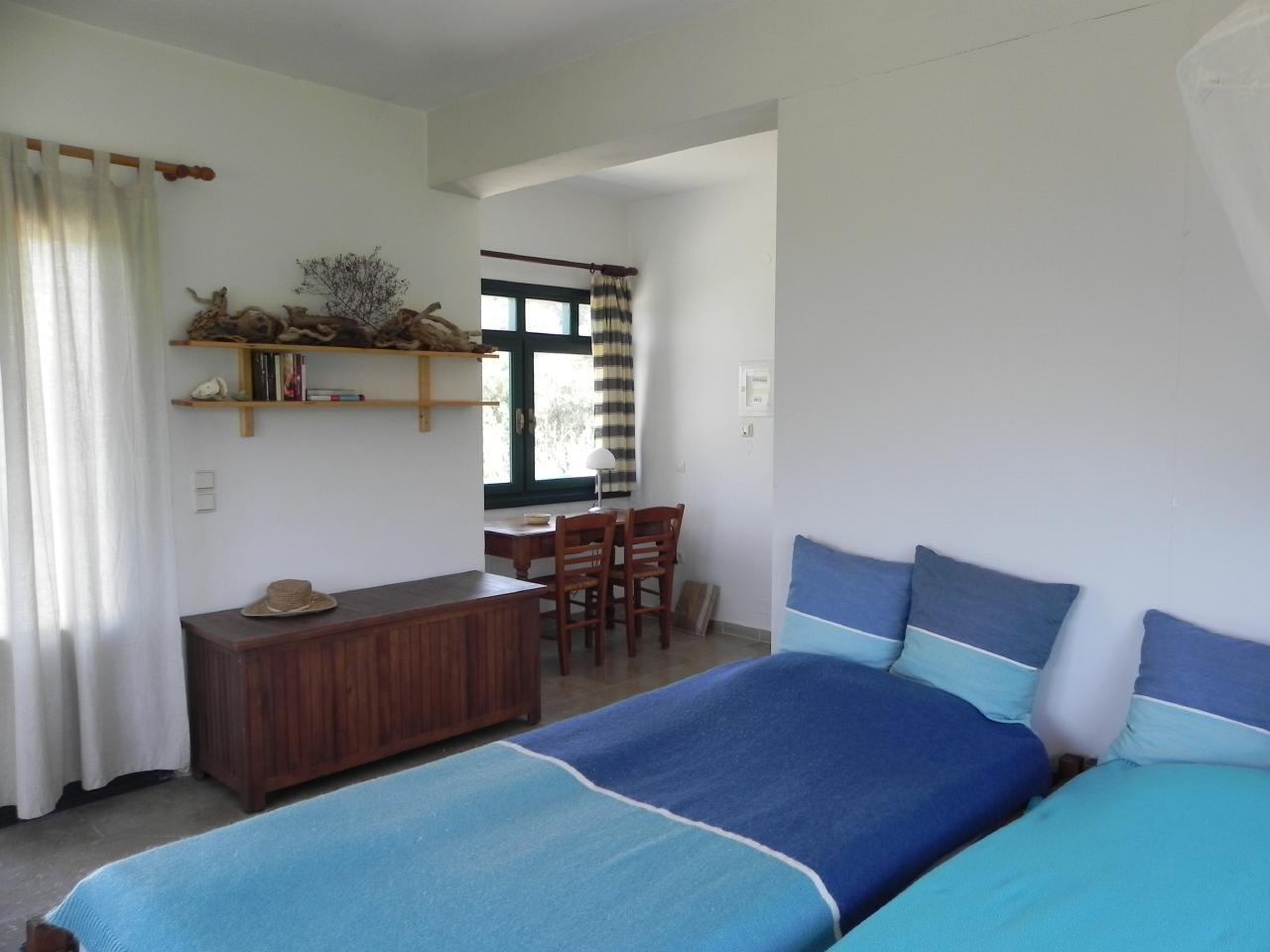 Holiday house Olive Garden - Oase der Ruhe (2167110), Vafeios, Lesbos, Aegean Islands, Greece, picture 2