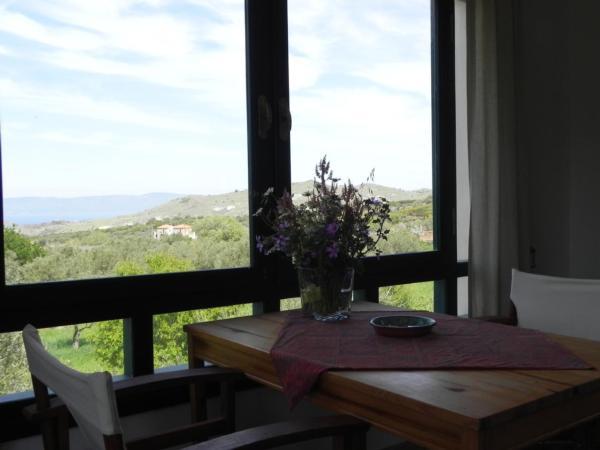 Ferienhaus Olive Garden - Oase der Ruhe (2167110), Vafeios, Lesbos, Ägäische Inseln, Griechenland, Bild 8