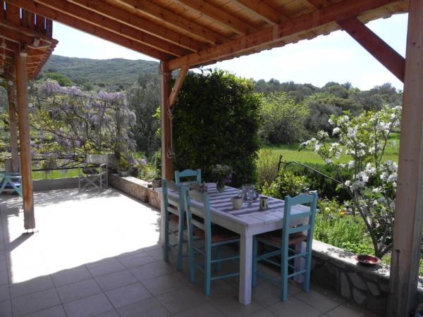 Ferienhaus Olive Garden - Oase der Ruhe (2167110), Vafeios, Lesbos, Ägäische Inseln, Griechenland, Bild 28