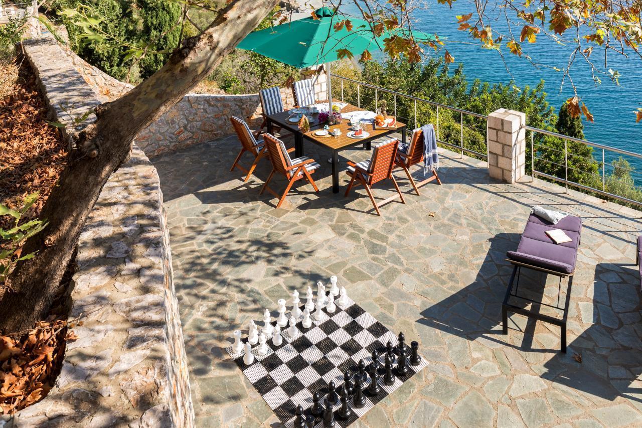 Ferienhaus God Bachhus Villa (2169017), Leonidhion, , Peloponnes, Griechenland, Bild 17