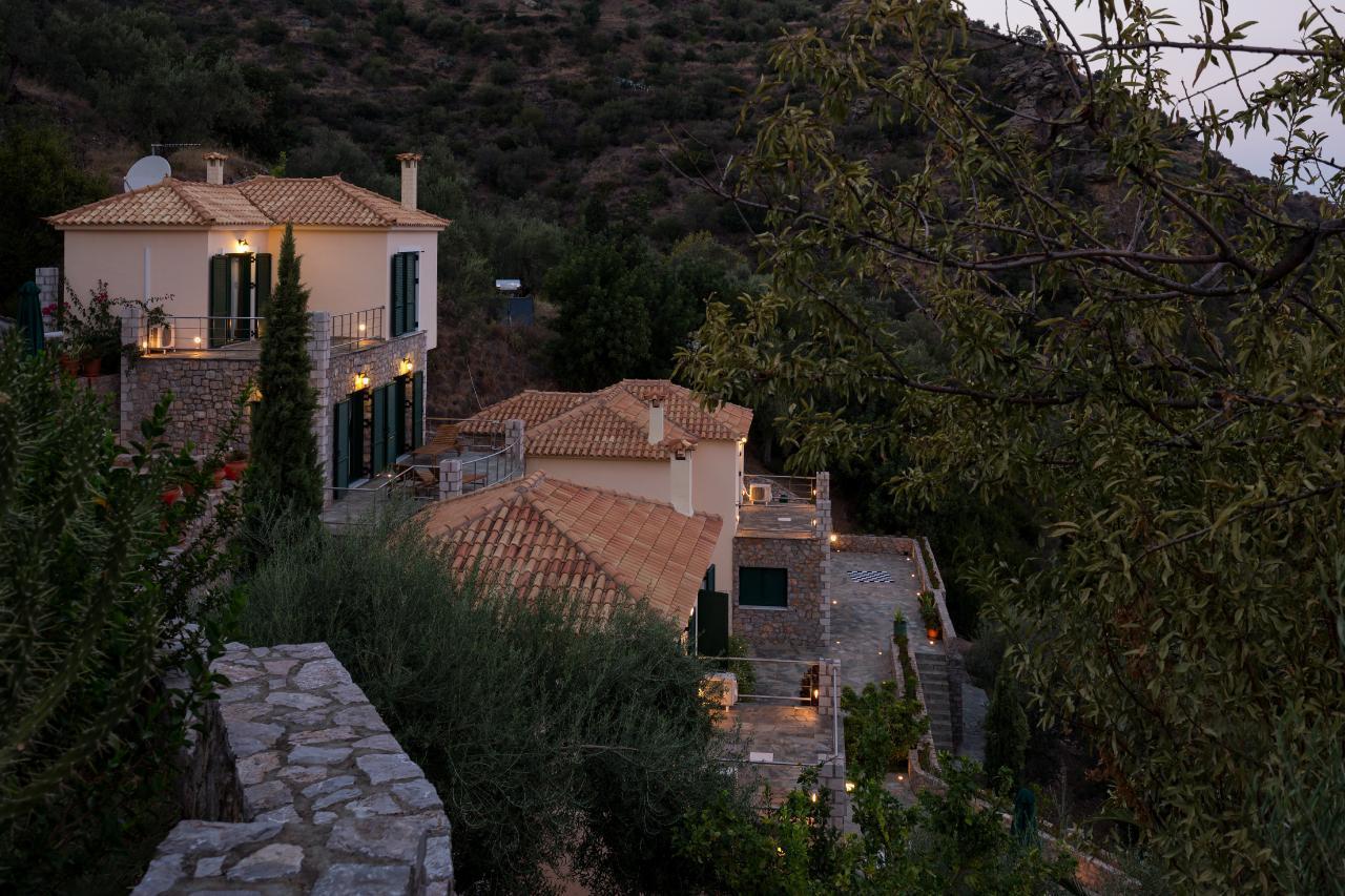 Ferienhaus God Bachhus Villa (2169017), Leonidhion, , Peloponnes, Griechenland, Bild 10