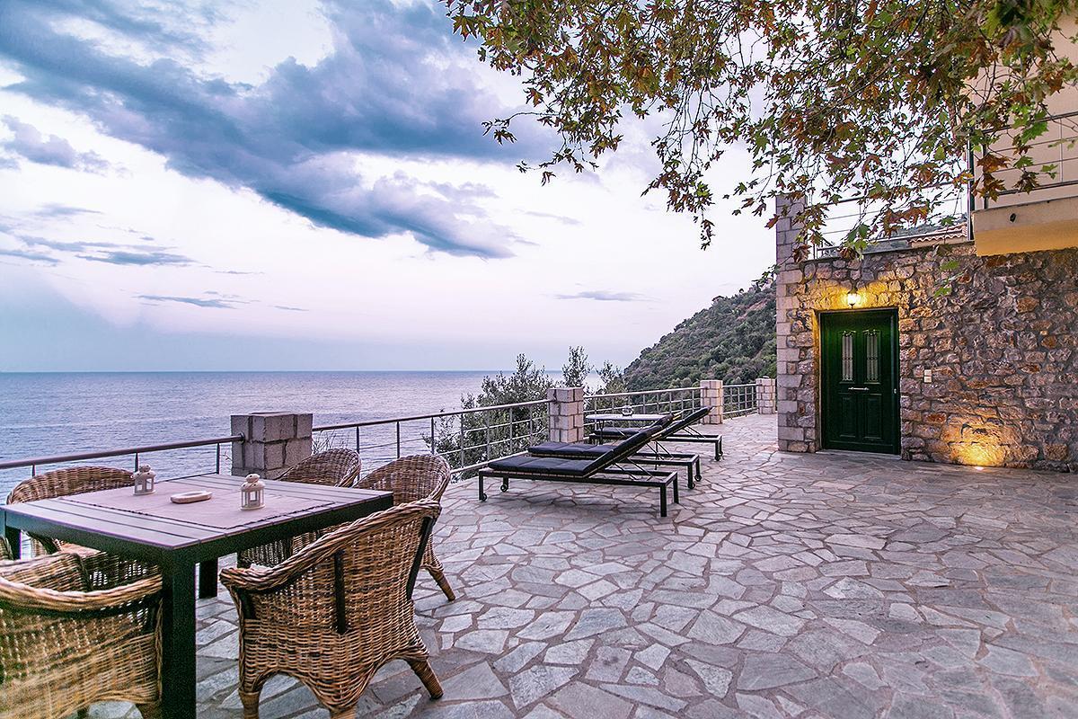 Ferienhaus God Bachhus Villa (2169017), Leonidhion, , Peloponnes, Griechenland, Bild 4