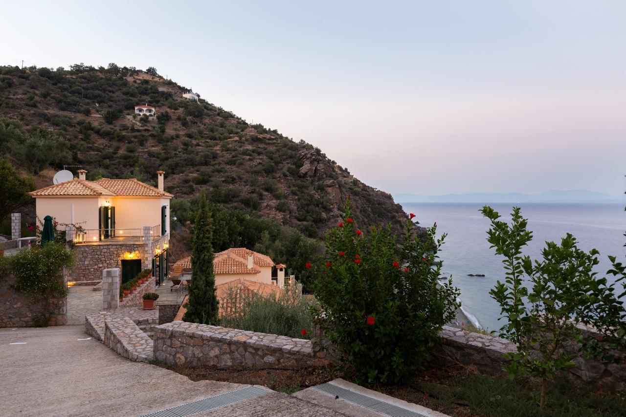 Ferienhaus God Bachhus Villa (2169017), Leonidhion, , Peloponnes, Griechenland, Bild 9