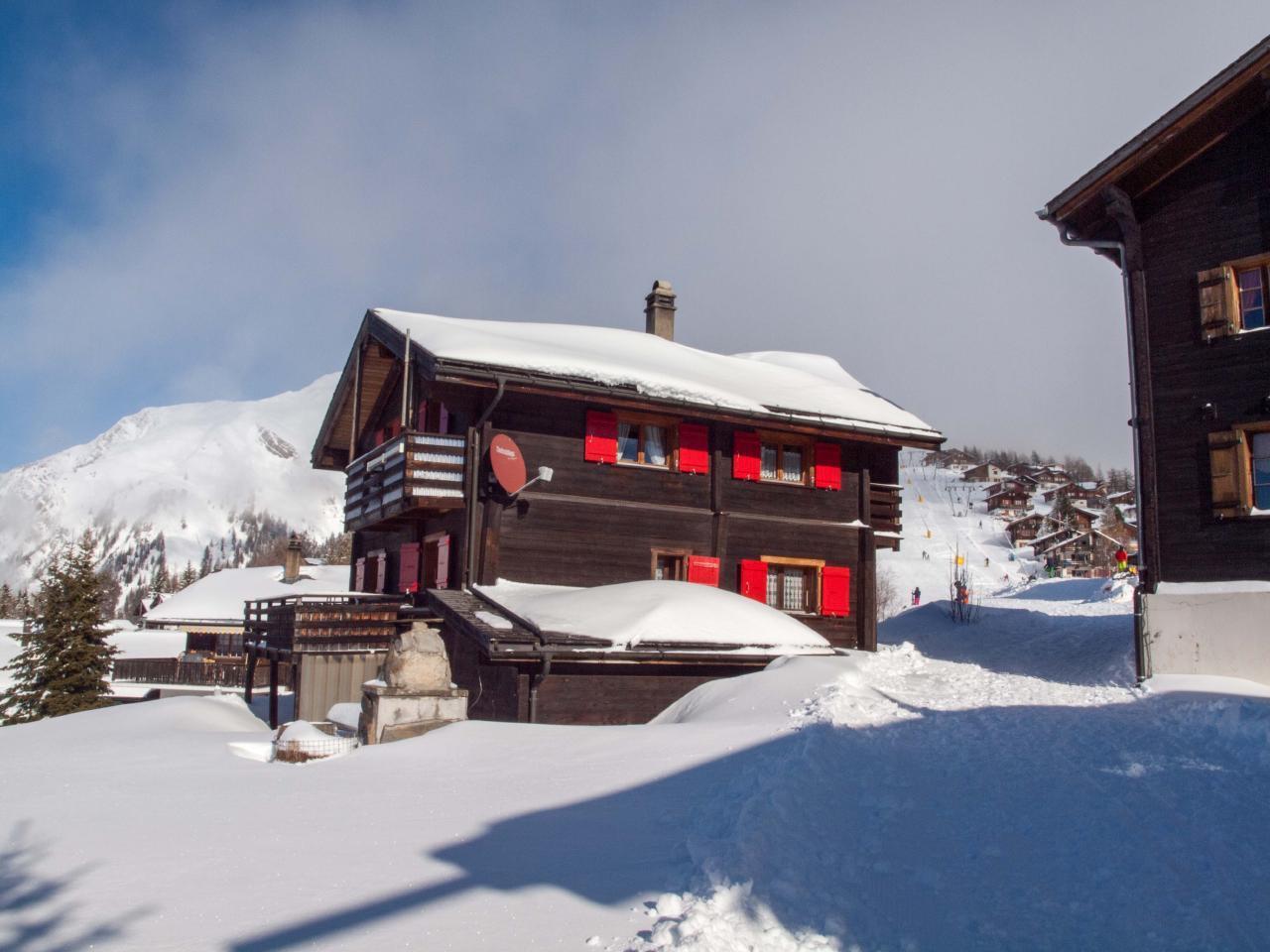 Ferienwohnung Urchiges Walliserchalet auf Rosswald | Alphütte OG (2171131), Rosswald, Brig - Simplon, Wallis, Schweiz, Bild 16