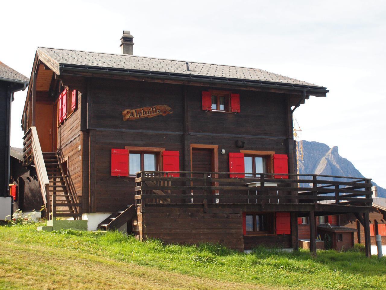 Ferienwohnung Urchiges Walliserchalet auf Rosswald | Alphütte OG (2171131), Rosswald, Brig - Simplon, Wallis, Schweiz, Bild 3