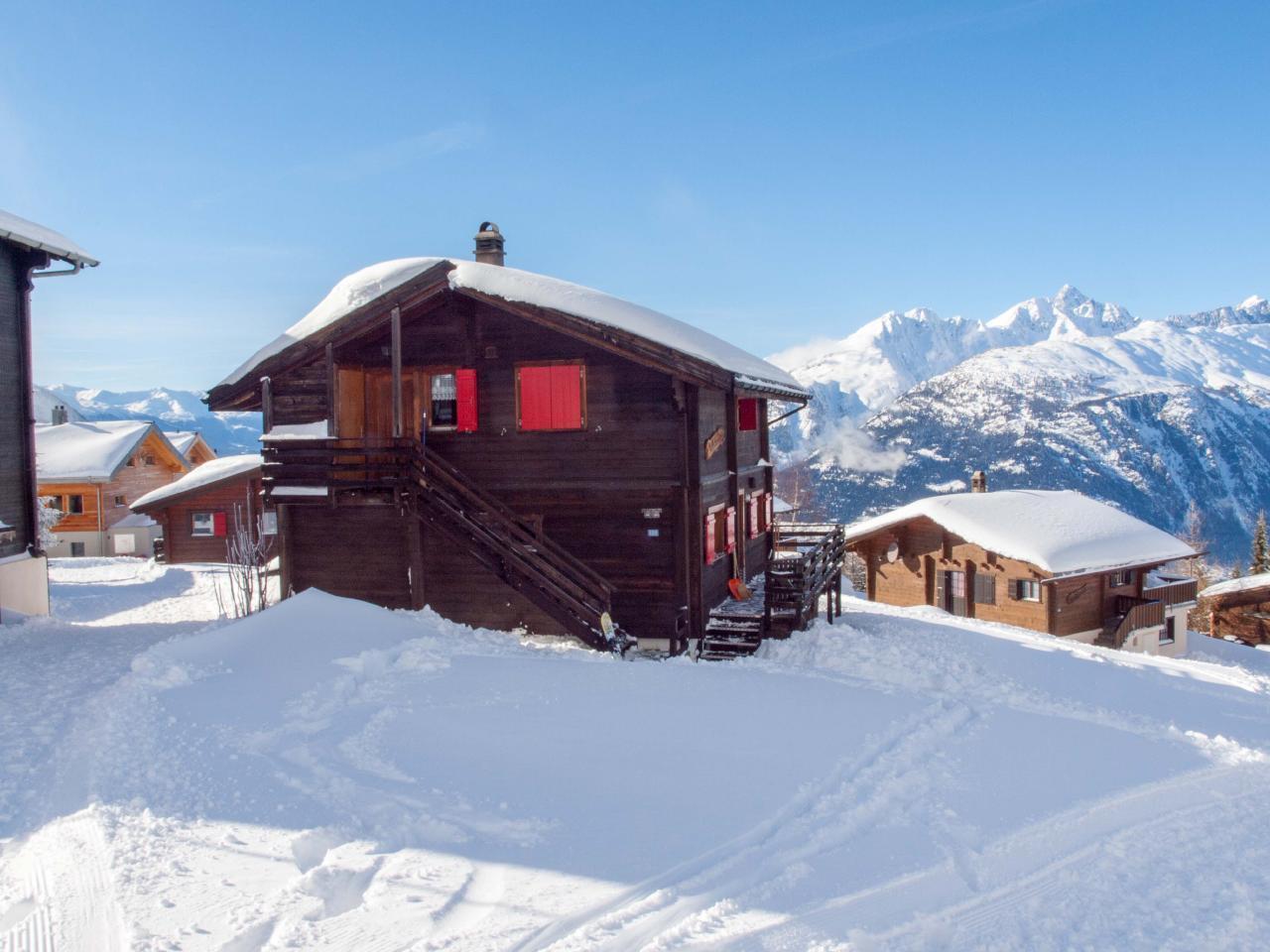 Ferienwohnung Urchiges Walliserchalet auf Rosswald | Alphütte OG (2171131), Rosswald, Brig - Simplon, Wallis, Schweiz, Bild 15