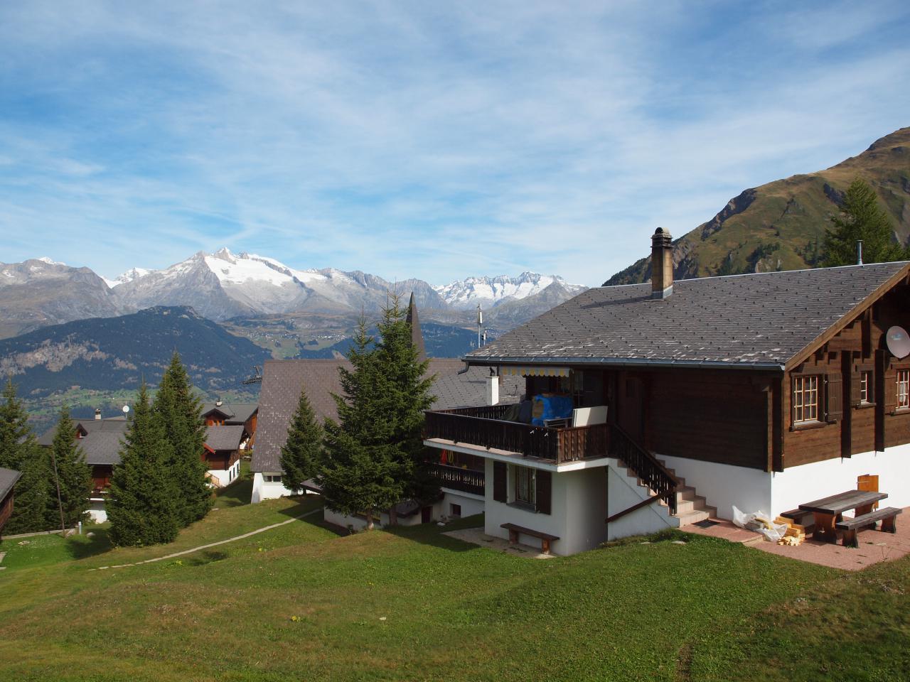 Ferienwohnung Urchiges Walliserchalet auf Rosswald | Alphütte OG (2171131), Rosswald, Brig - Simplon, Wallis, Schweiz, Bild 5