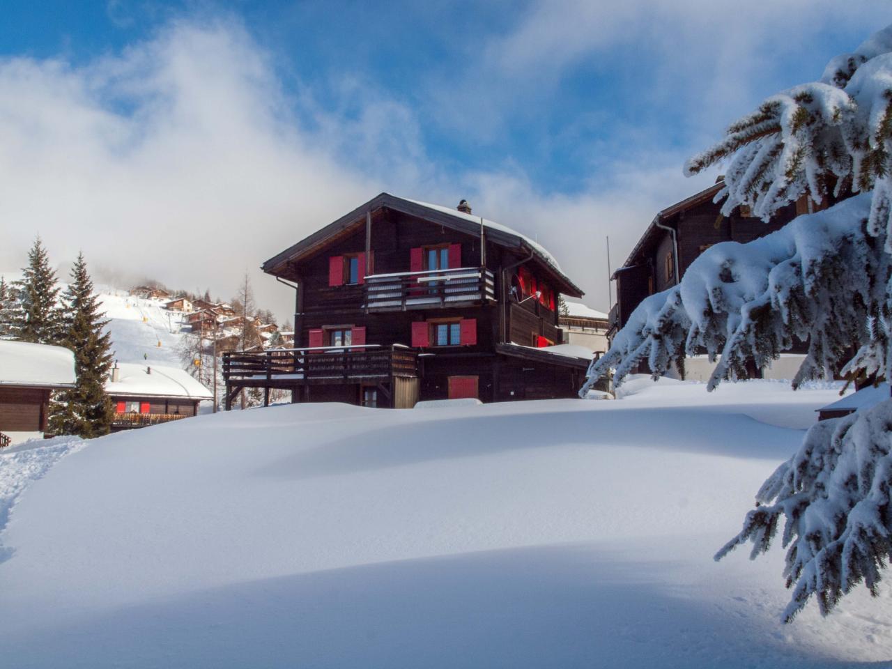 Ferienwohnung Urchiges Walliserchalet auf Rosswald | Alphütte OG (2171131), Rosswald, Brig - Simplon, Wallis, Schweiz, Bild 19
