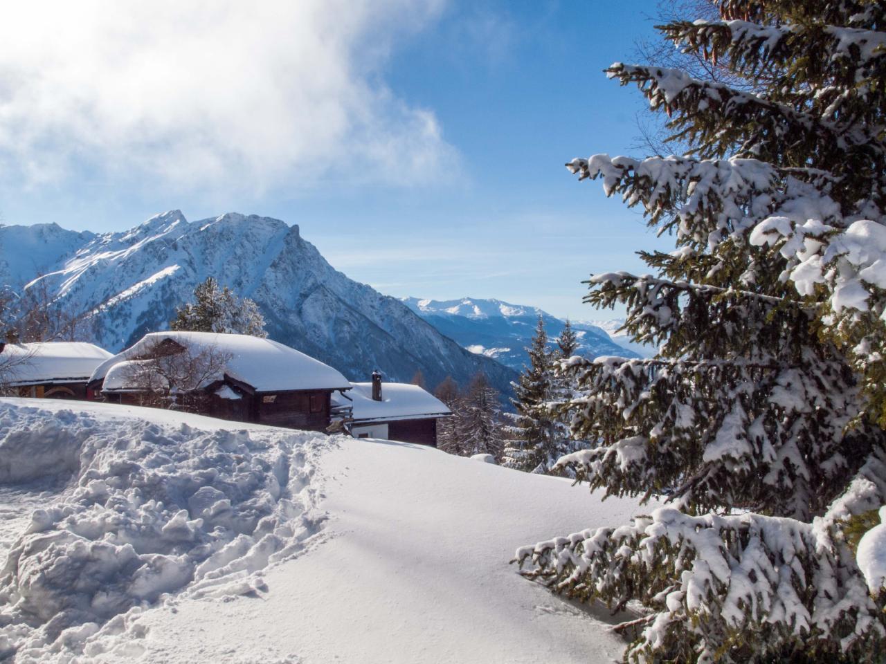 Ferienwohnung Urchiges Walliserchalet auf Rosswald | Alphütte OG (2171131), Rosswald, Brig - Simplon, Wallis, Schweiz, Bild 18