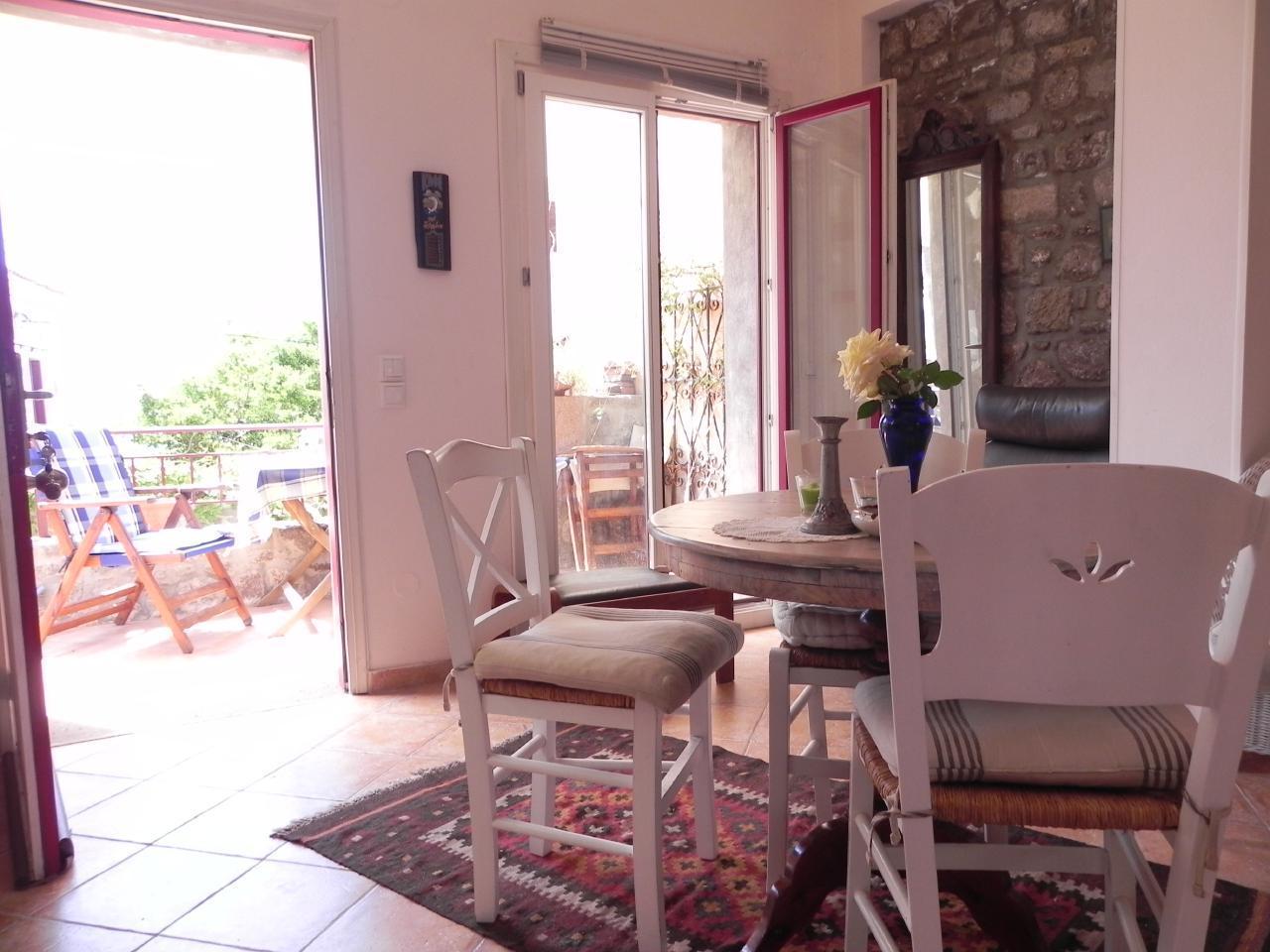 Holiday house Marianthi - das Juwel im Herzen Molivos (2177447), Vafeios, Lesbos, Aegean Islands, Greece, picture 11