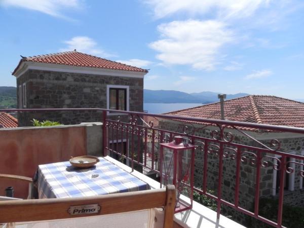 Holiday house Marianthi - das Juwel im Herzen Molivos (2177447), Vafeios, Lesbos, Aegean Islands, Greece, picture 7