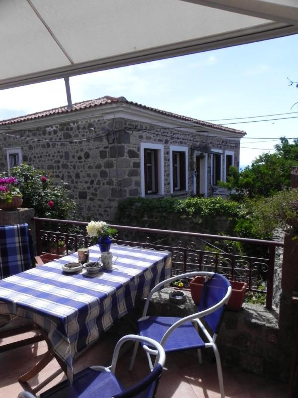 Holiday house Marianthi - das Juwel im Herzen Molivos (2177447), Vafeios, Lesbos, Aegean Islands, Greece, picture 18