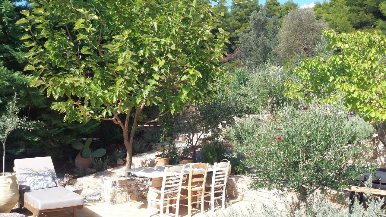 Ferienhaus Steinhaus auf Euböa mit privatem Pool, Wald & Meerblick (2179005), Nerotrivia, , Euböa, Griechenland, Bild 17