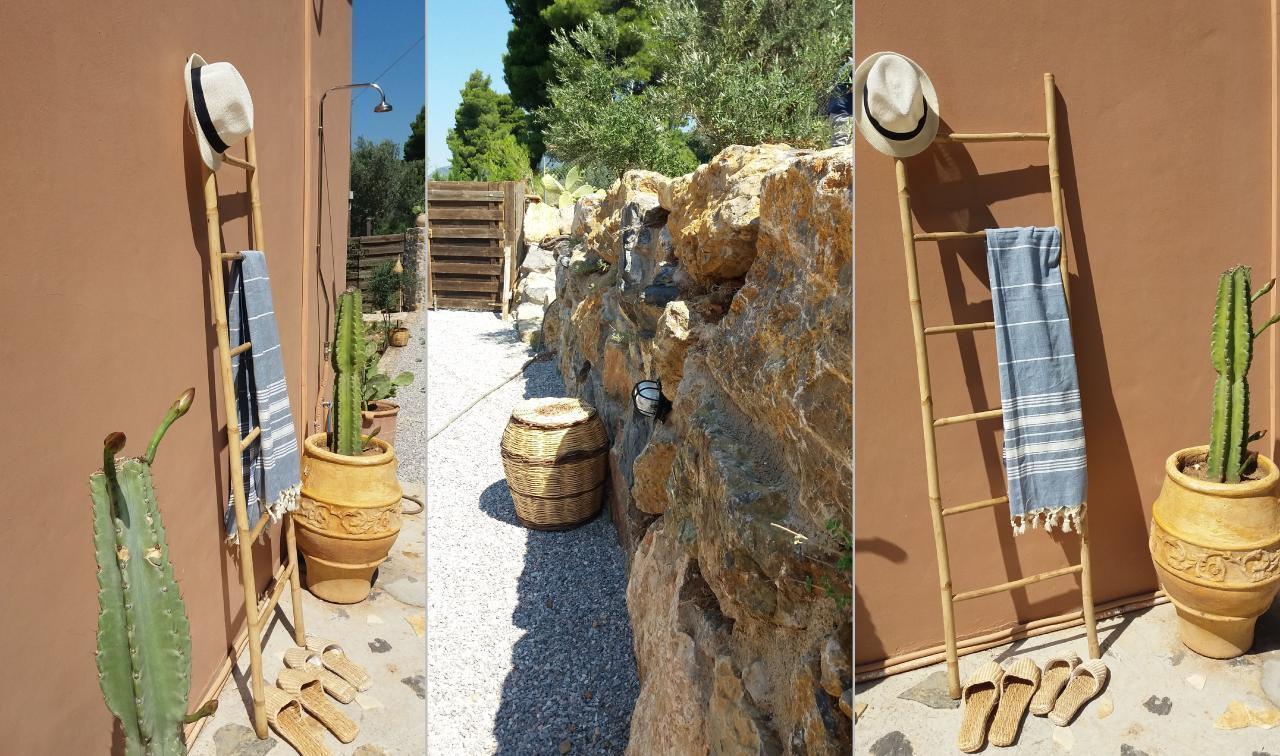 Ferienhaus Steinhaus auf Euböa mit privatem Pool, Wald & Meerblick (2179005), Nerotrivia, , Euböa, Griechenland, Bild 4