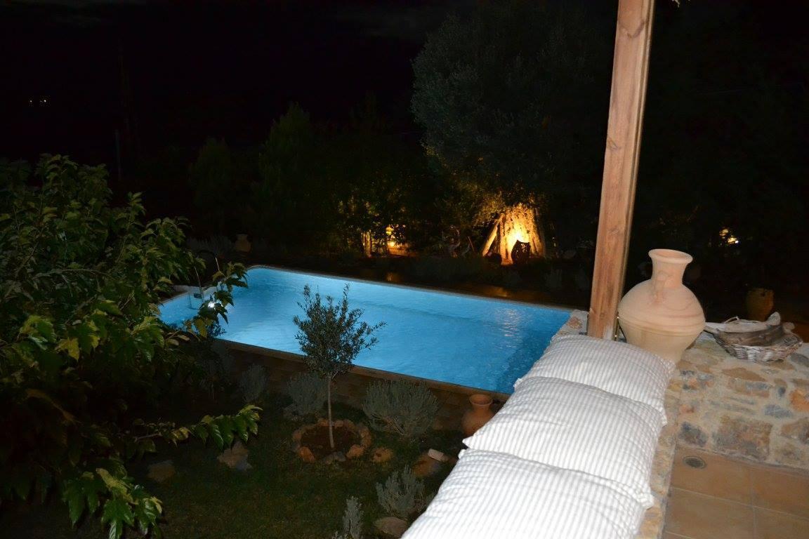Ferienhaus Steinhaus auf Euböa mit privatem Pool, Wald & Meerblick (2179005), Nerotrivia, , Euböa, Griechenland, Bild 35