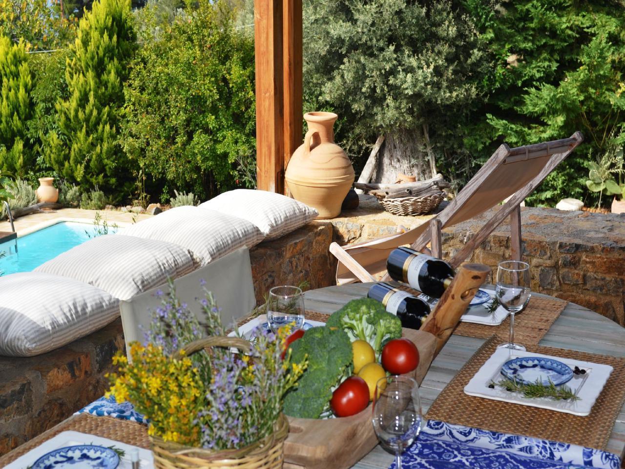 Ferienhaus Steinhaus auf Euböa mit privatem Pool, Wald & Meerblick (2179005), Nerotrivia, , Euböa, Griechenland, Bild 10
