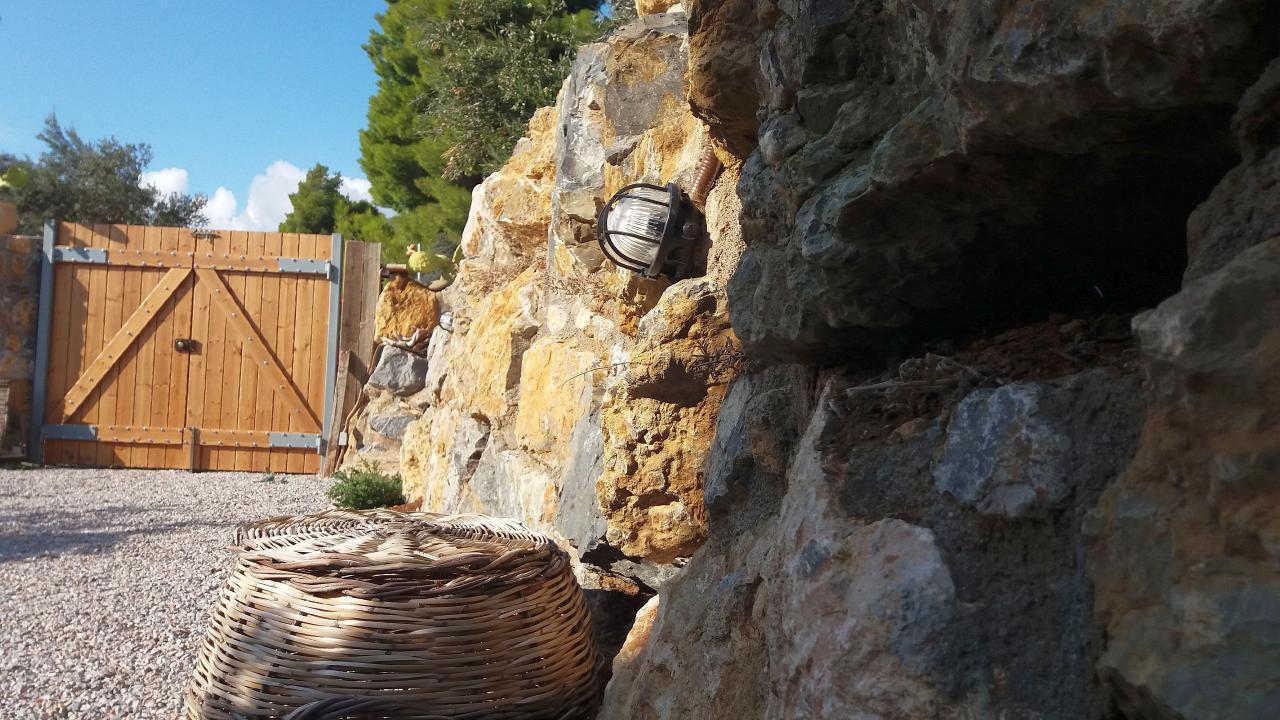 Ferienhaus Steinhaus auf Euböa mit privatem Pool, Wald & Meerblick (2179005), Nerotrivia, , Euböa, Griechenland, Bild 31