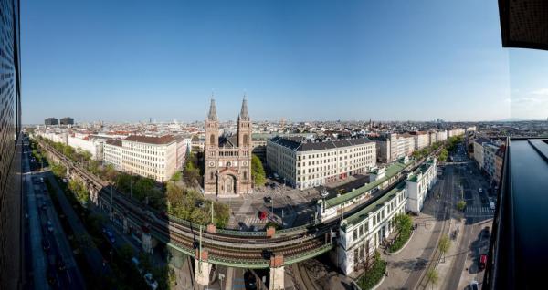 Holiday apartment Skyflat Vienna - Highend-Living (2181266), Vienna, , Vienna, Austria, picture 16